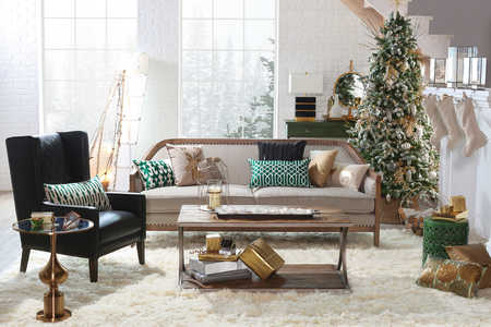 RX_1611 Hayneedle Cream Couch Christmas