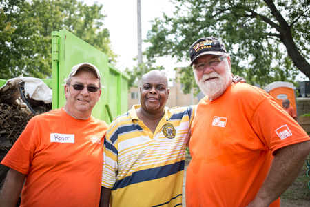 Home Depot Honors Veterans