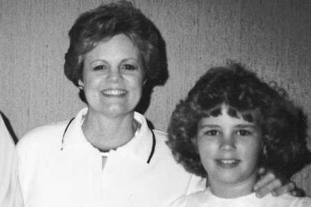 Marian Cairns and her Mother Jane