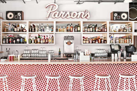 Parson's Chicken and Fish