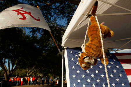 7 Things You'll Only See at an Alabama Tailgate
