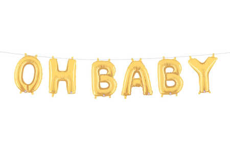 OH BABY Balloons