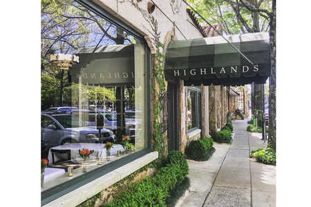 Southern Living Highlands Bar and Grill James Beard Awards