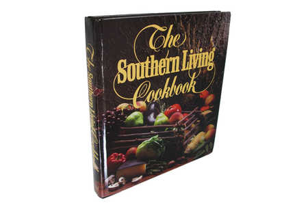 Southern Living Cookbook from 1987