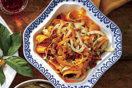 Carrot-and-Fennel Salad