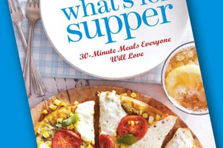 What's For Supper Cookbook