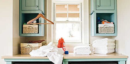 Laundry Room - Southern Living