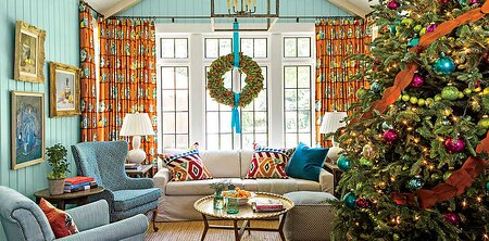 Southern Living Christmas 2021 Christmas And Holiday Decorating Ideas Featured Homes Southern Living