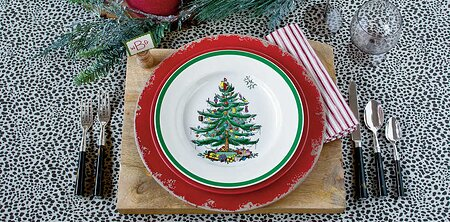 Christmas And Holiday Decorating Ideas Table Settings