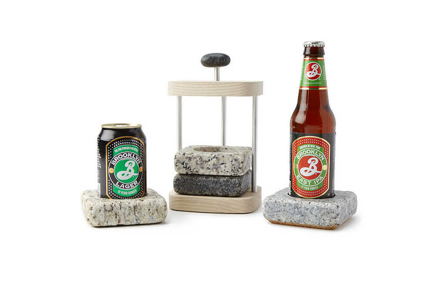 Beer Chilling Coaster Set