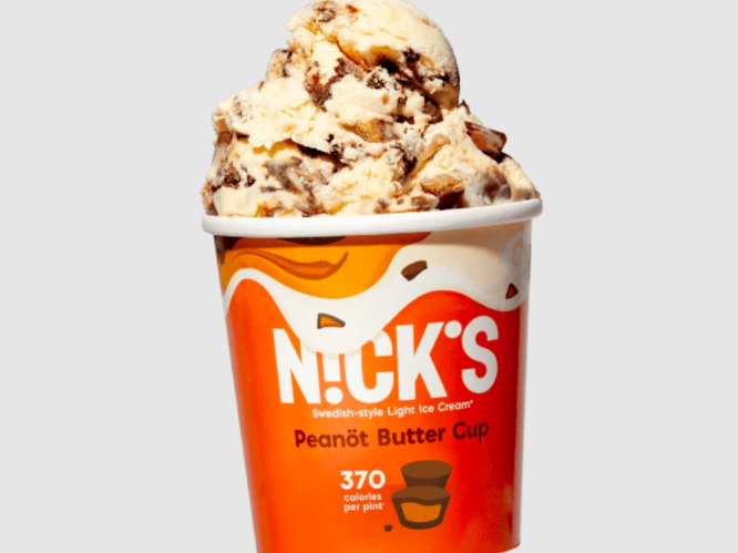 Best Keto-Friendly Ice Cream - Nick's Peanöt Butter Cup