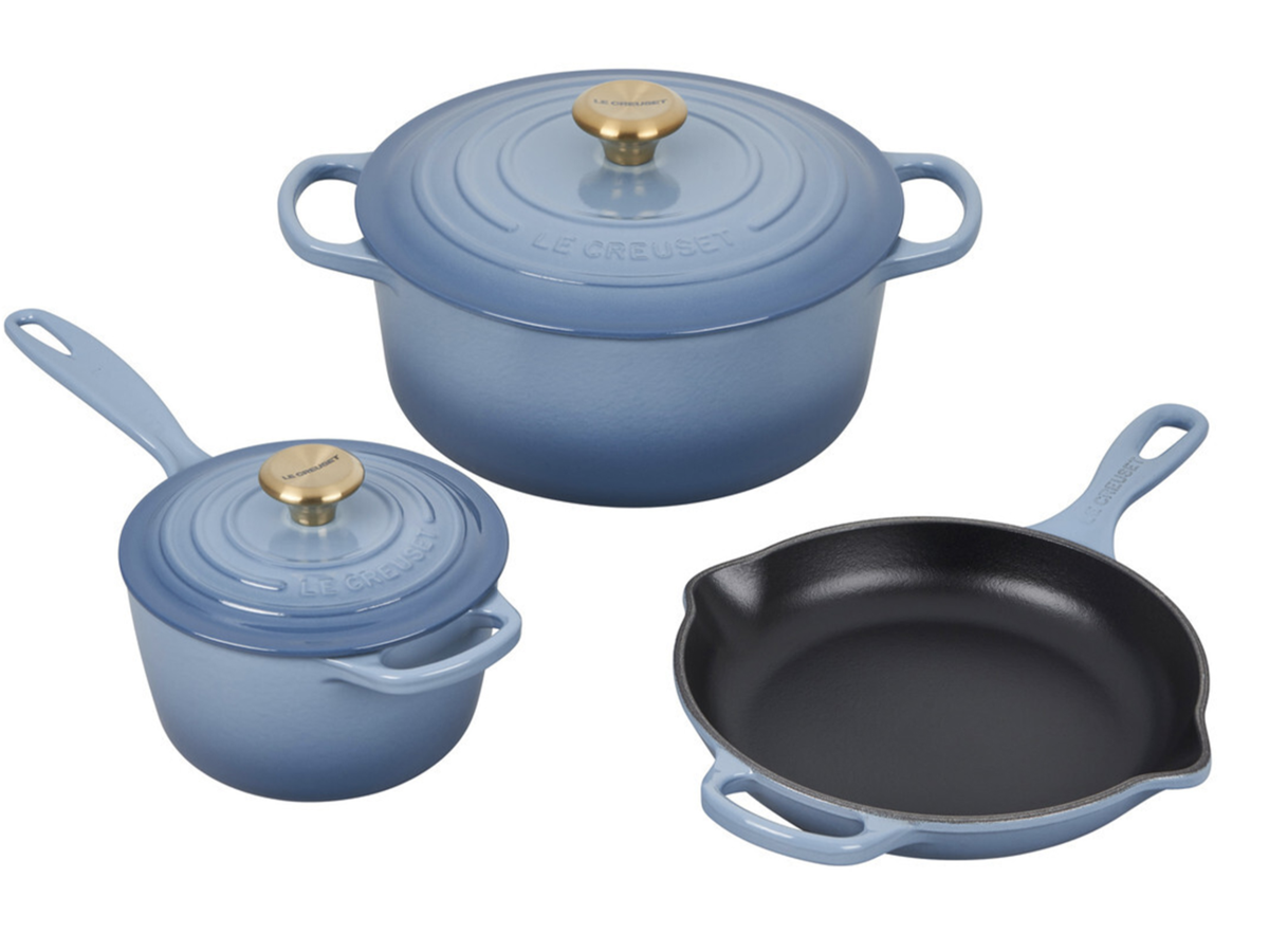 Le Creuset Just Dropped a Gorgeous New Color and It's Perfect for Fall