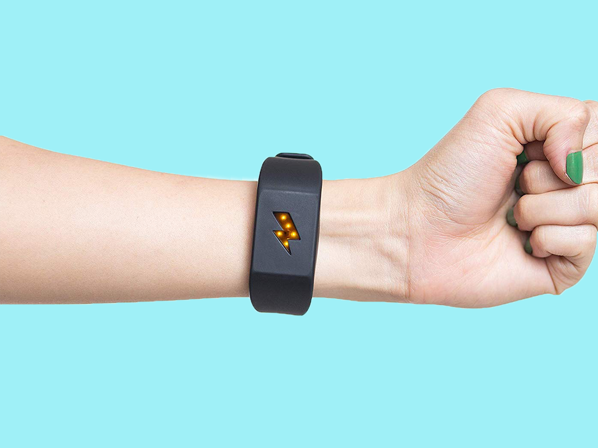 This Shock Bracelet From Amazon Will Punish You for Bad Eating Habits