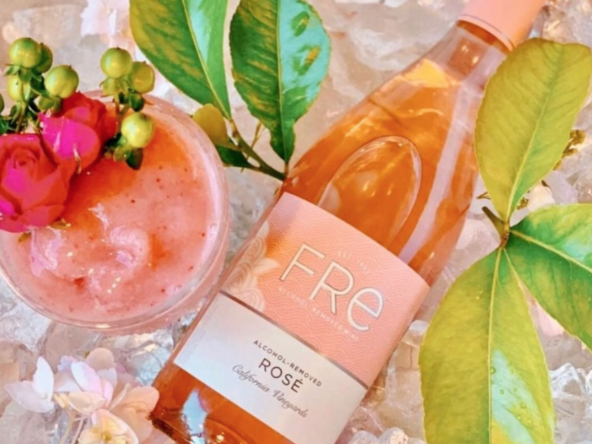 PSA: An Alcohol-Free Rosé Exists for All Your Summer Mocktail Needs