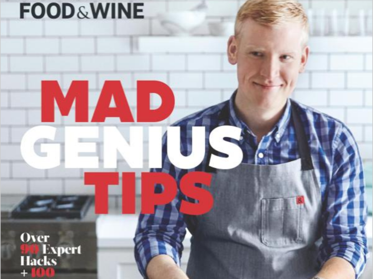 Mad Genius Tips: Over 90 Expert Hacks and 100 Delicious Recipes