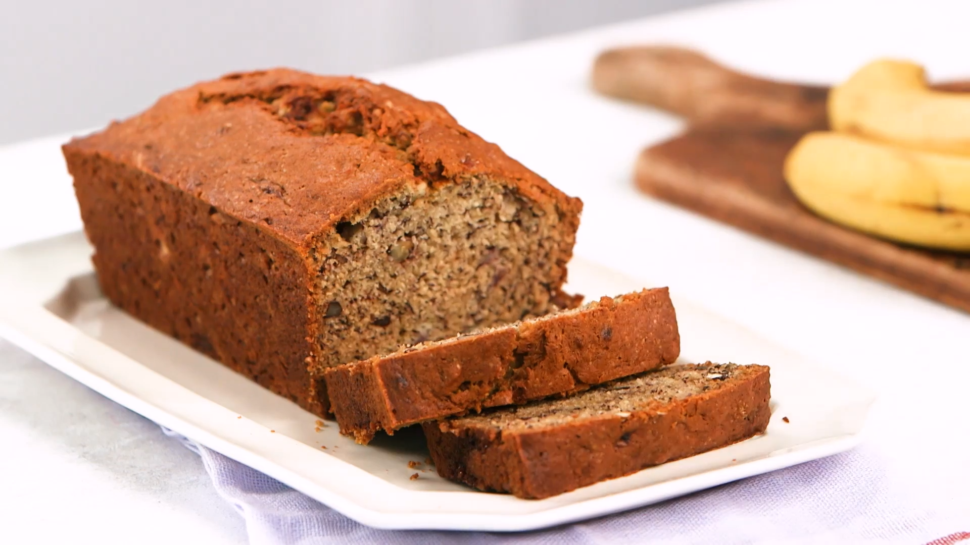 Amy Grant's Banana Nut Bread