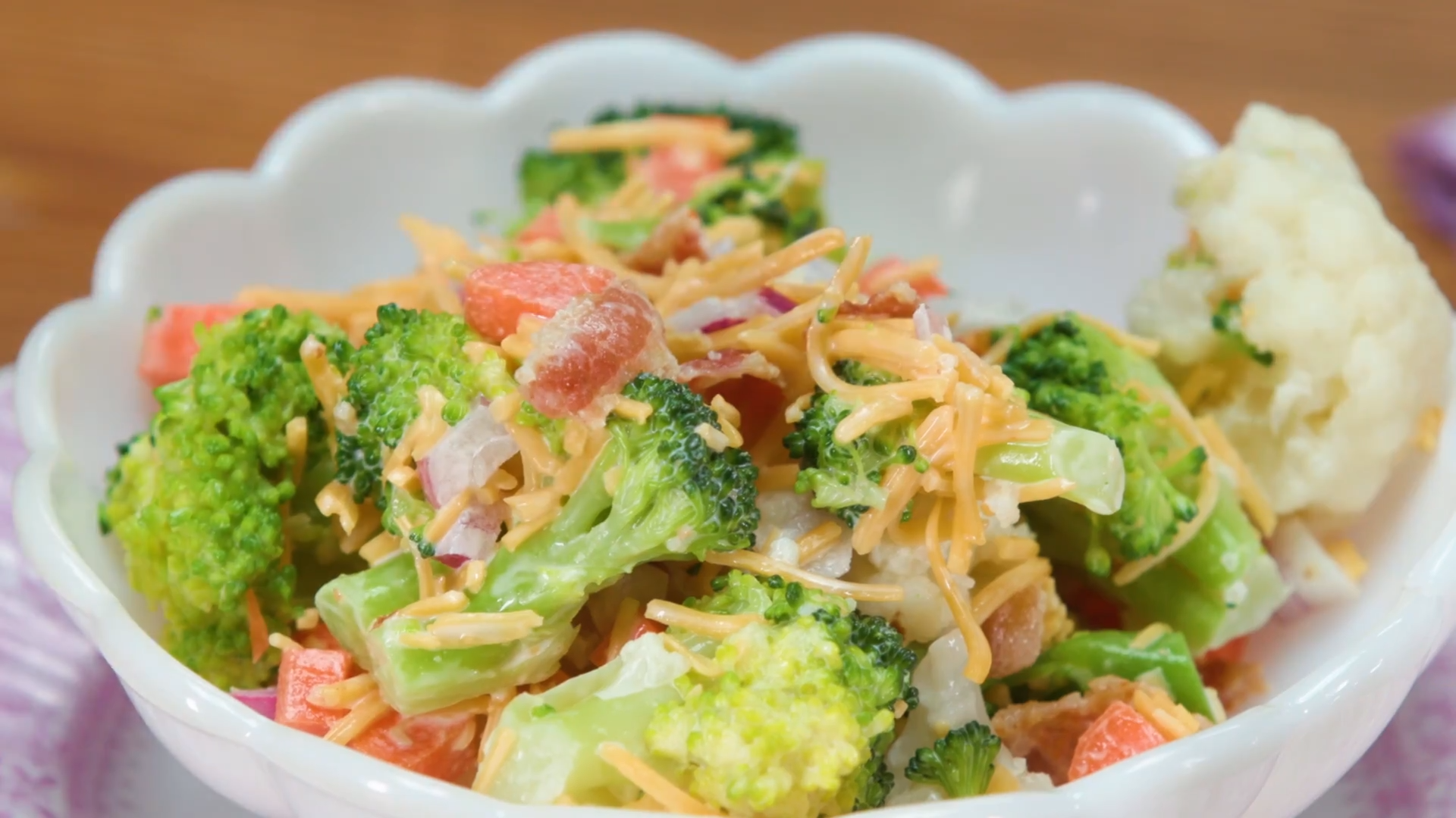 Chubba Bubba's Broccoli Salad