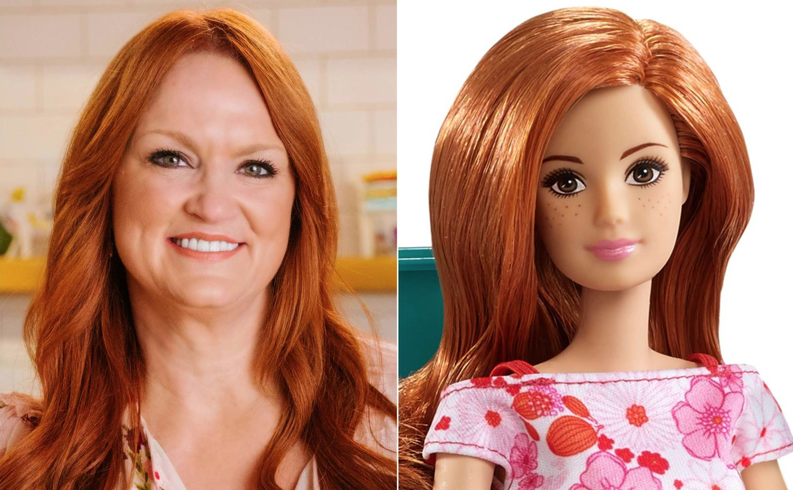 Ree Drummond Now Has Her Own Barbie Doll