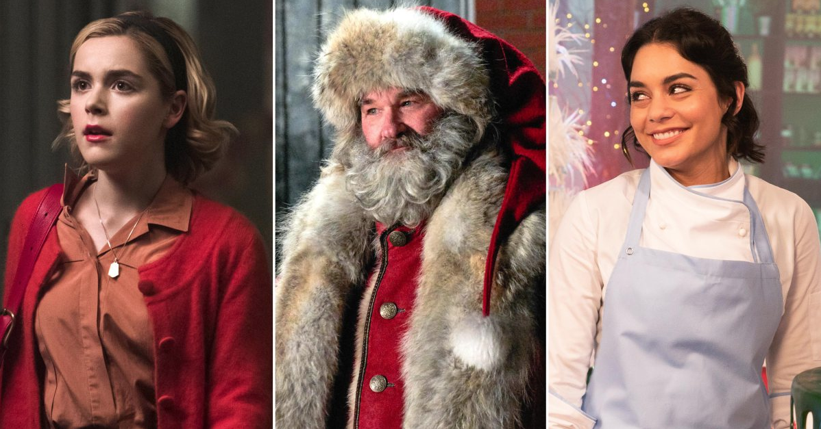 Your Complete Guide to Netflix's 2018 Christmas Programming