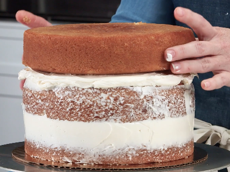 How To Create Perfectly Flat Cake Layers