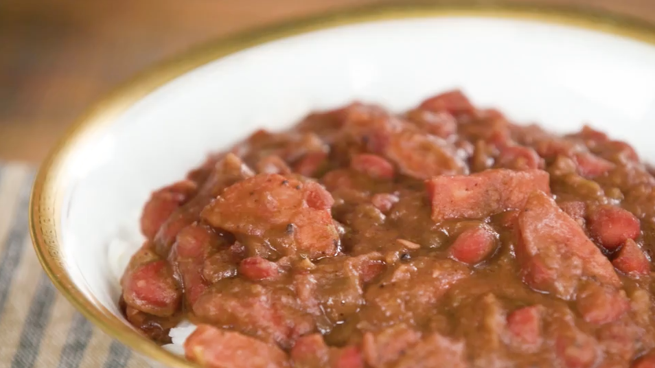 Ms. Clara Red Beans and Rice