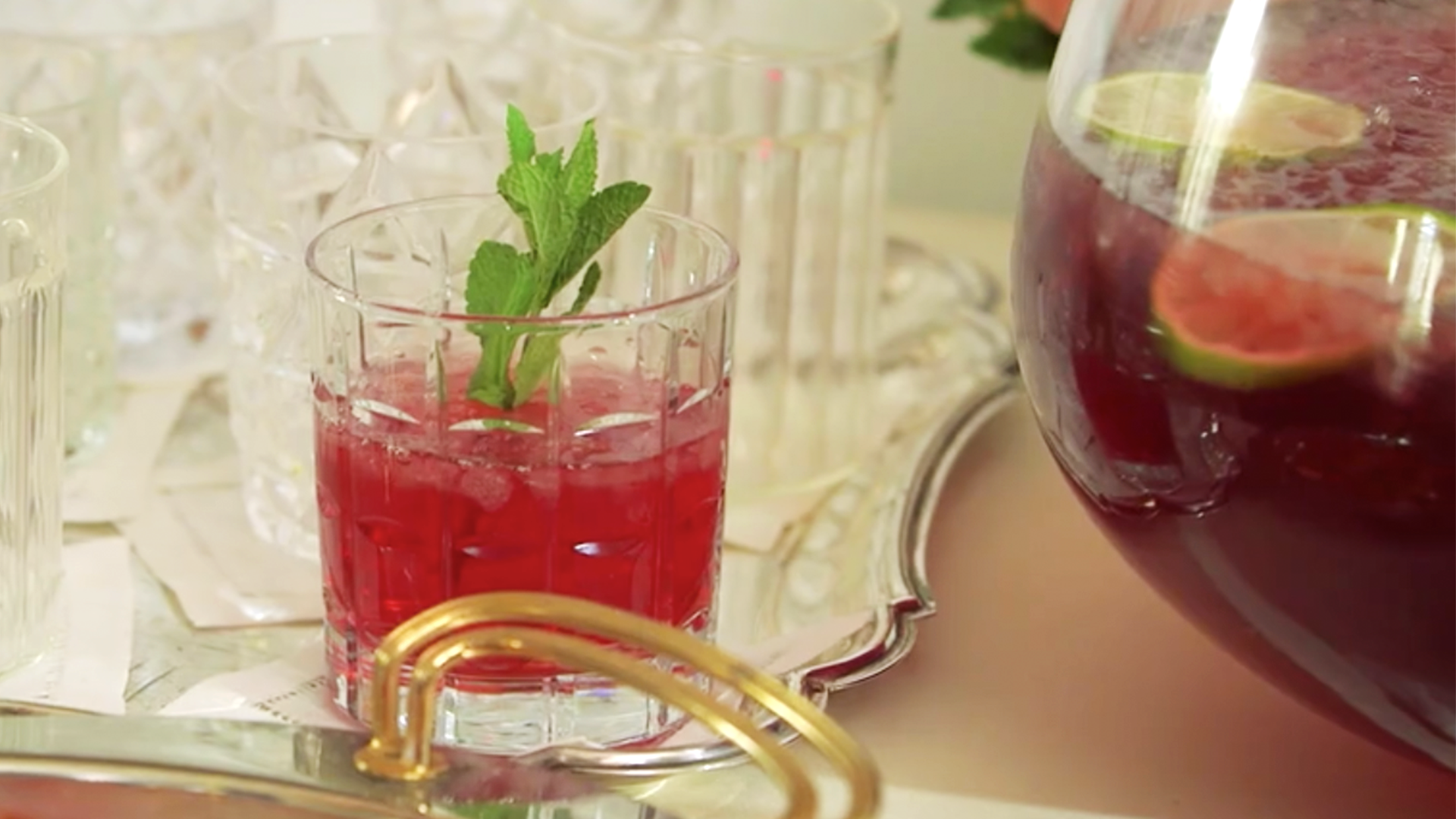 Kentucky Oaks Lily Drink