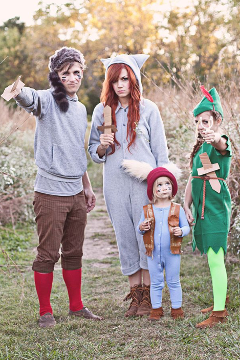 Halloween Costume Ideas For Family Of 3 With Toddler.16 Family Halloween Costumes Guaranteed To Win The Costume