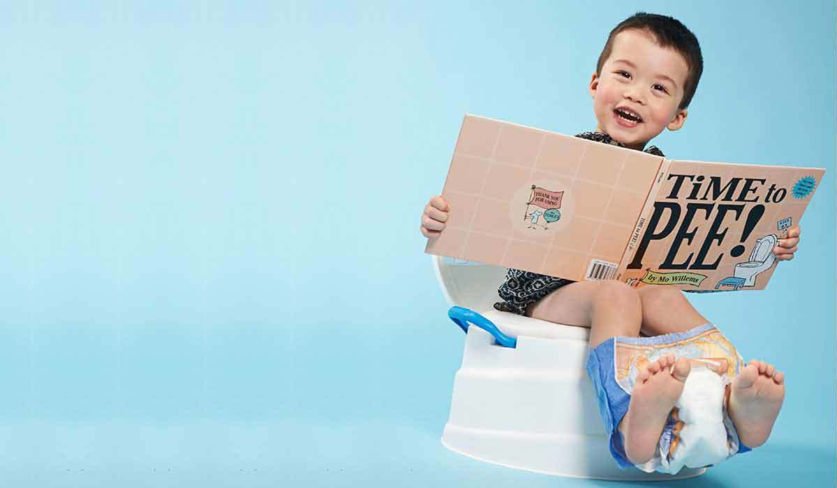 Potty Training Tools & Tips | Parenting