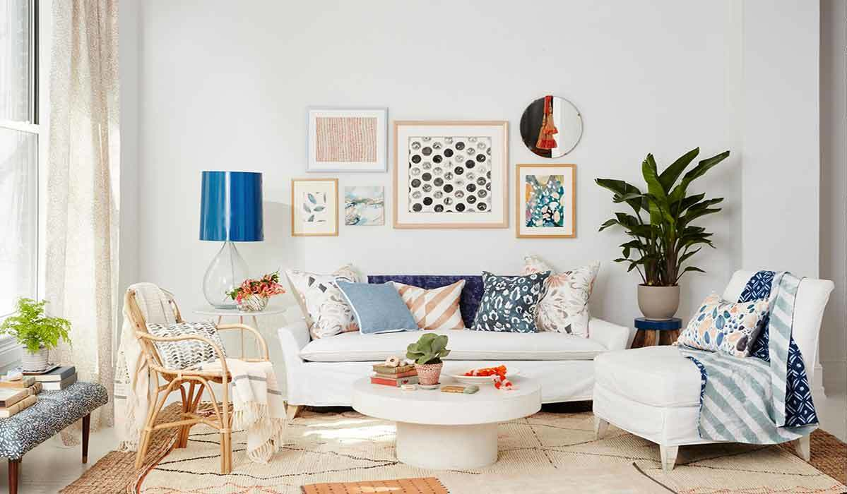 Petite Picks To Make Your Living Room Live Large
