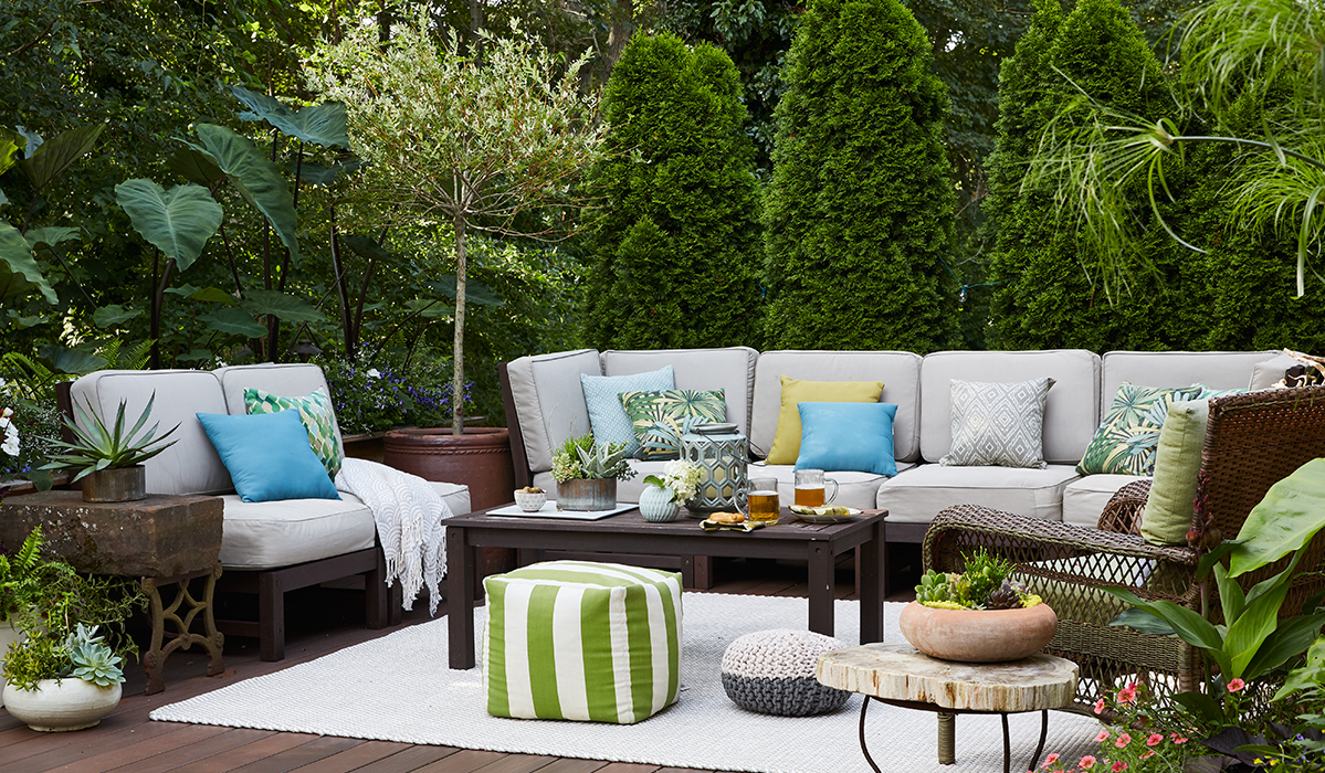 Deck Out Your Backyard for Next to Nothing (Finds Under $50)