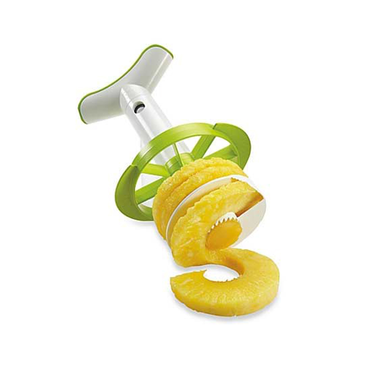 The four-in-one slicer pineapple slicer and wedger photo