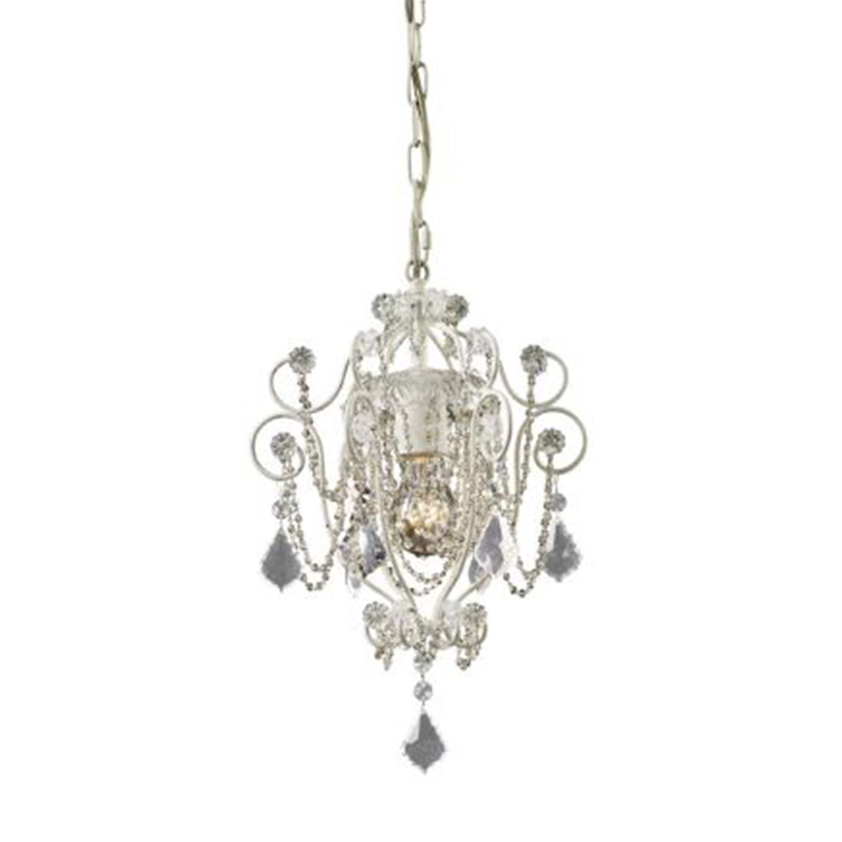 Pottery Barn Octavia Chandelier: Vintage-Inspired Chandelier Finds For Serious Entryway