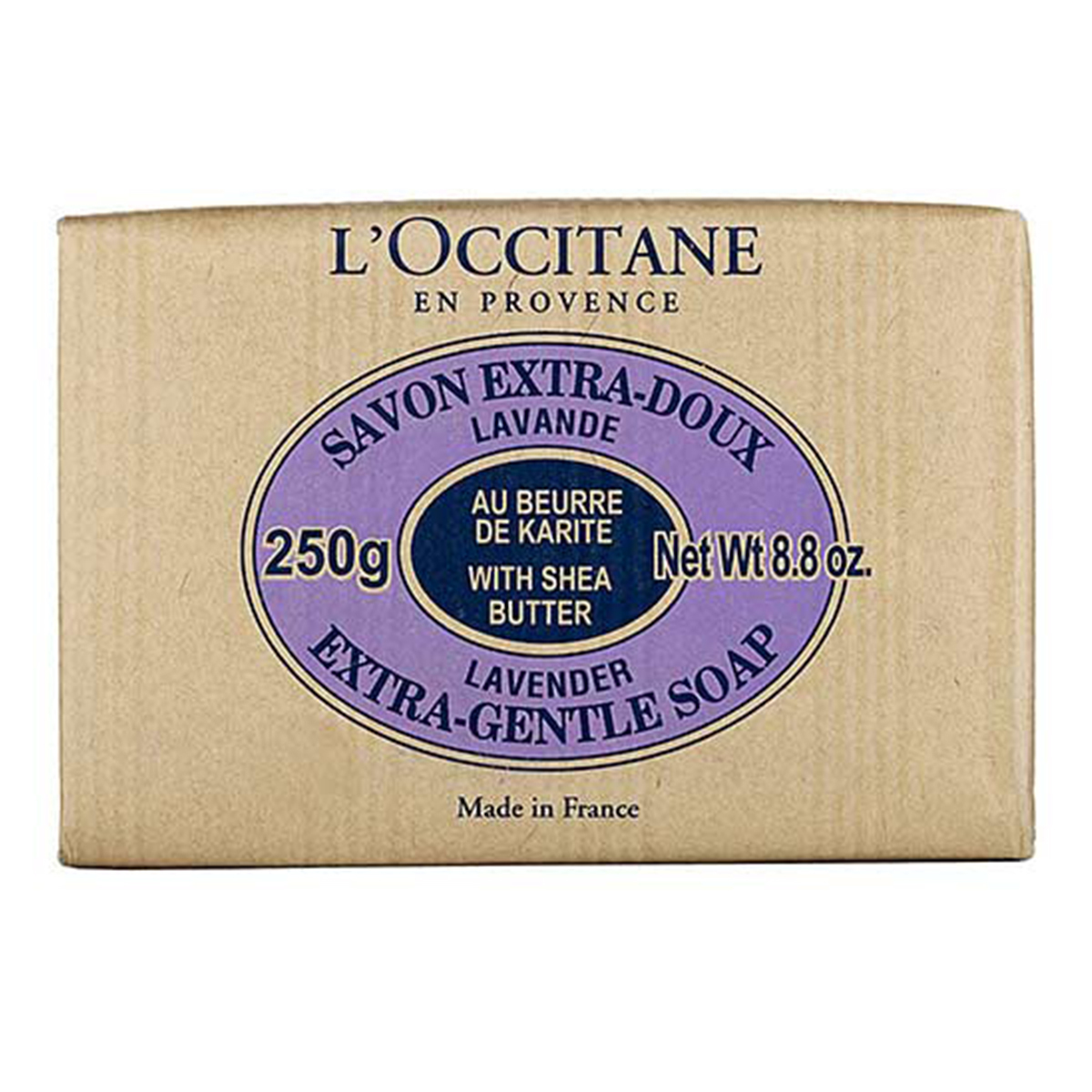 L'Occitane shea butter soap from Sephora photo