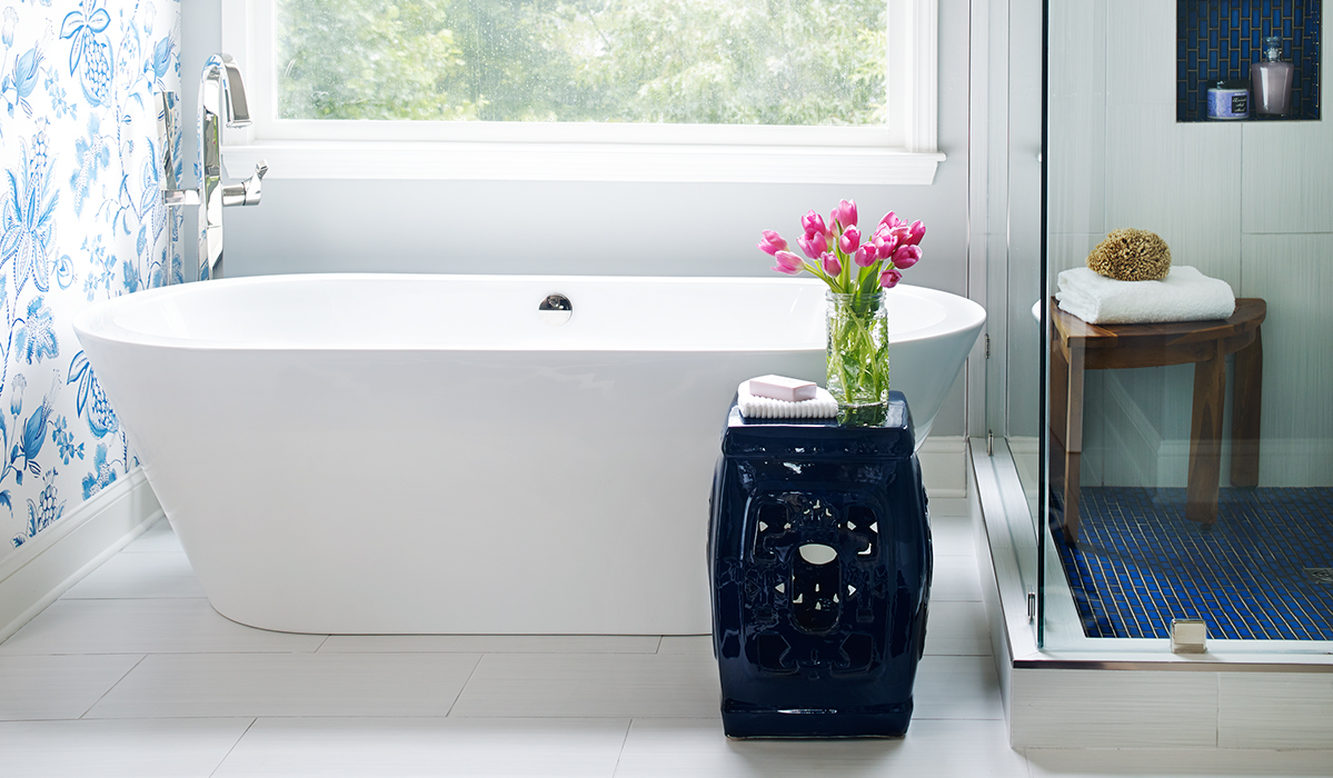 Shower Finds to Create a Spa-Like Space