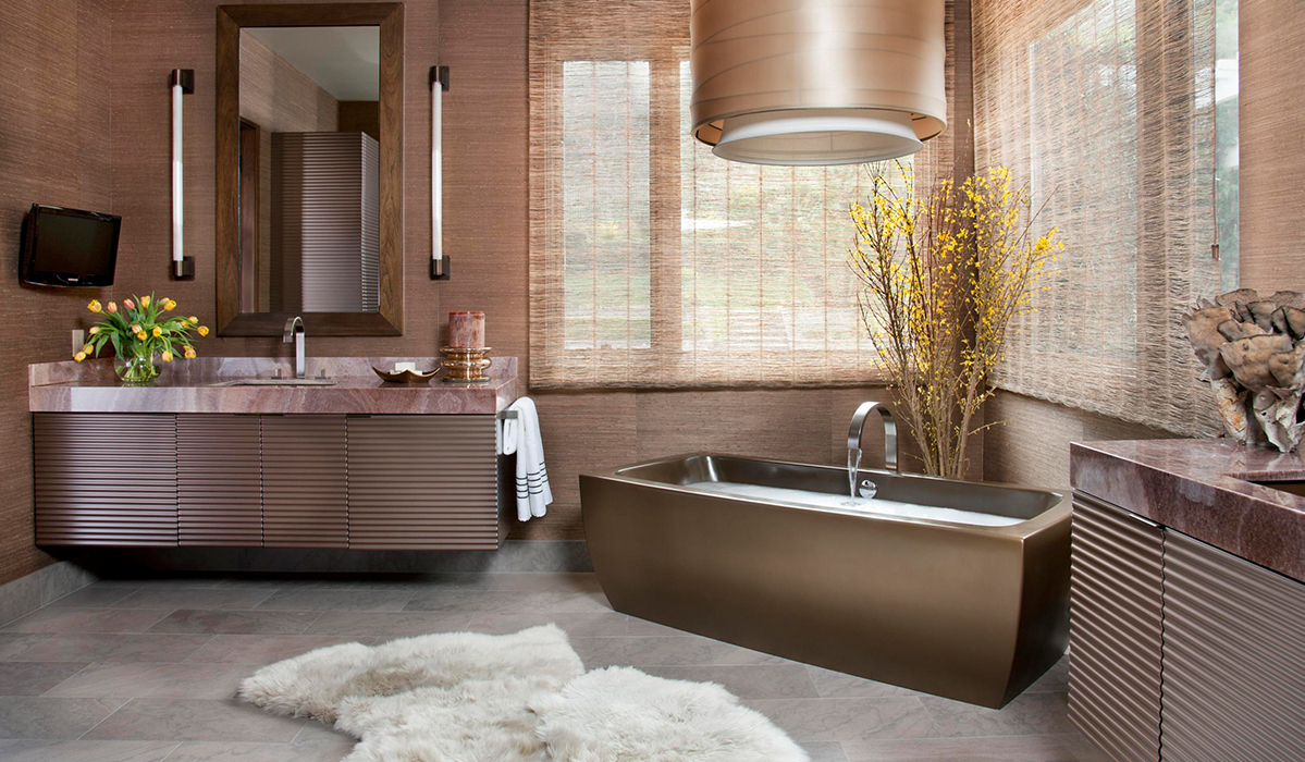 Get the Look: Trendy Finds for Your Rose Gold Bathroom