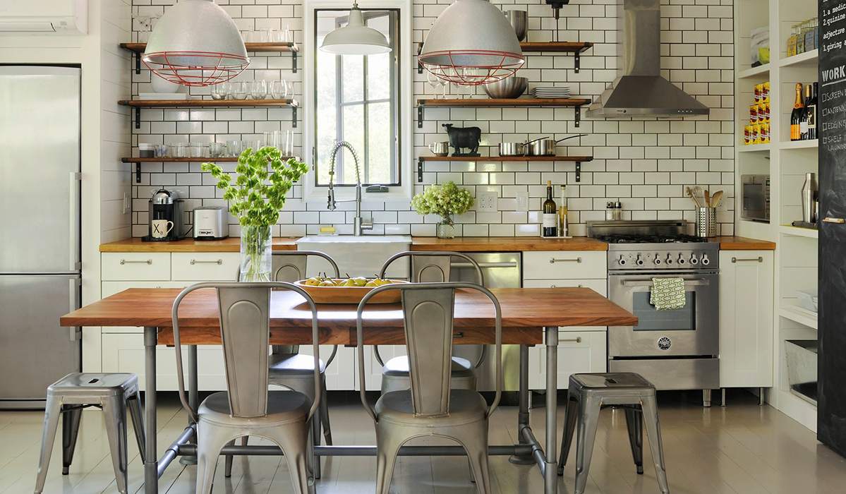 Get the Look: Everything You Need for a Farmhouse-Style Kitchen