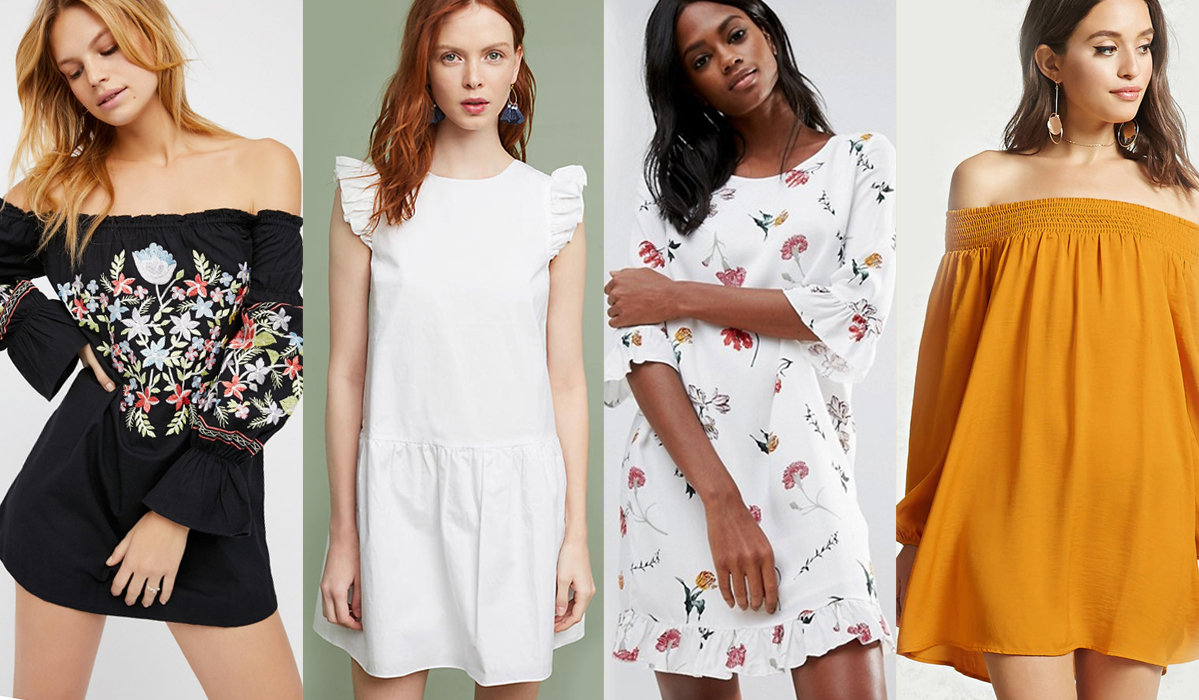 There's A Dress For That: 12 Picks You Can't Miss