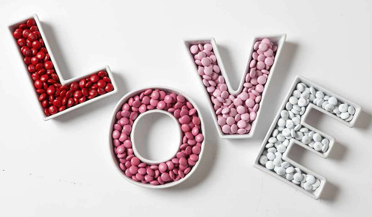 Sweets & Treats That Blow Conversation Hearts Out of the Water