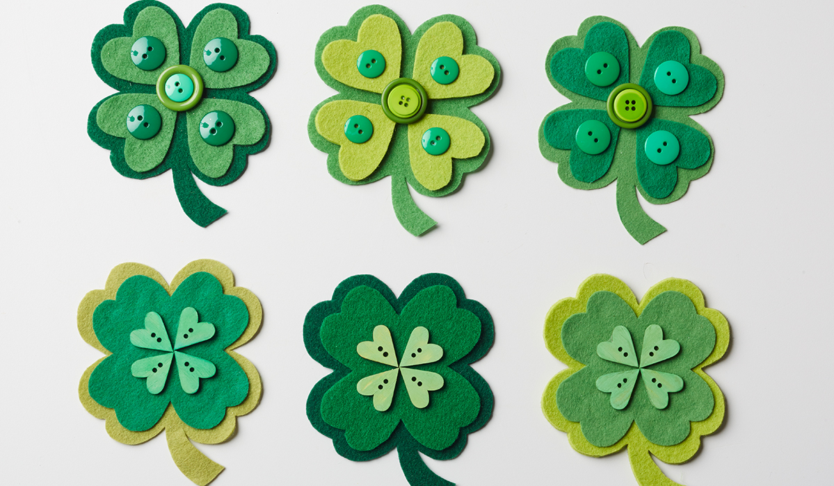 Good Luck Charms for Your St. Patrick's Day Party