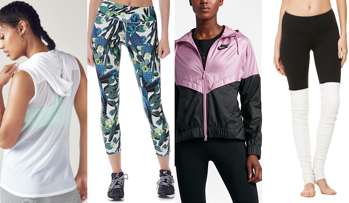 Our Favorite Brands That Are Crushing the Activewear Game
