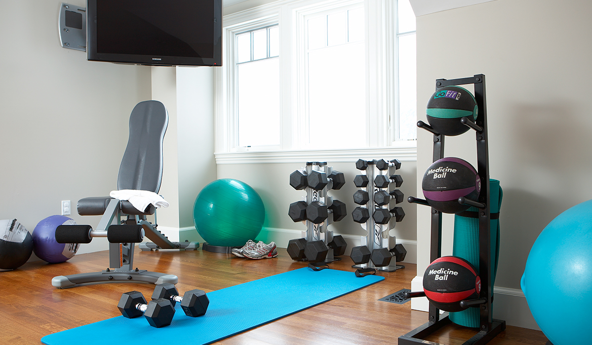 Still Reach Your Fitness Goals With A Budget-Friendly Home Gym
