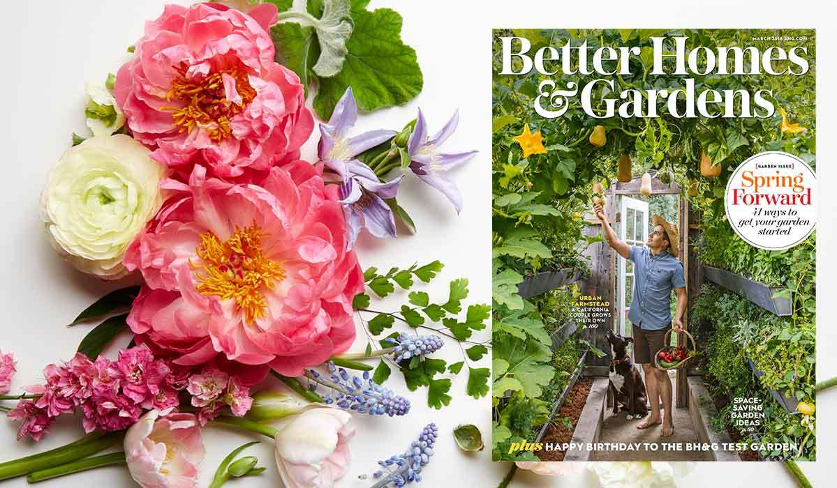 Better Homes & Gardens Magazine Resources
