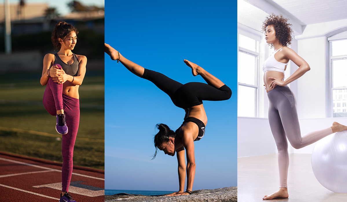 8 Leggings for Your Favorite Workouts
