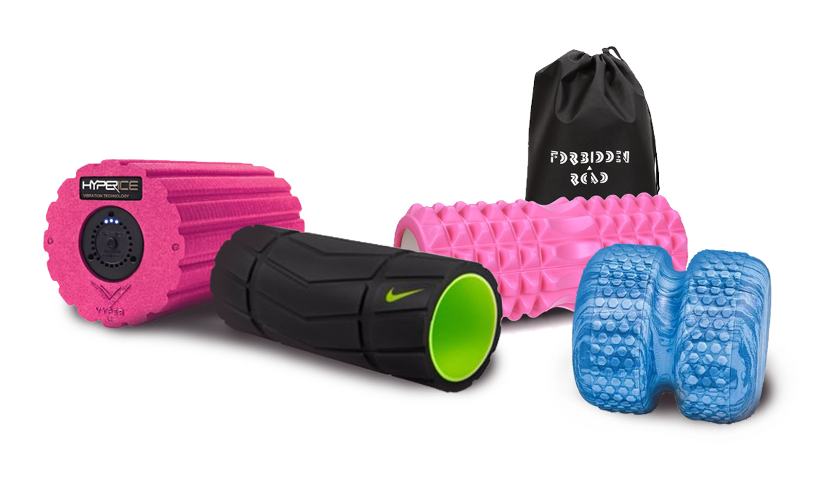 Foam Rollers and What the Heck To Use Them For