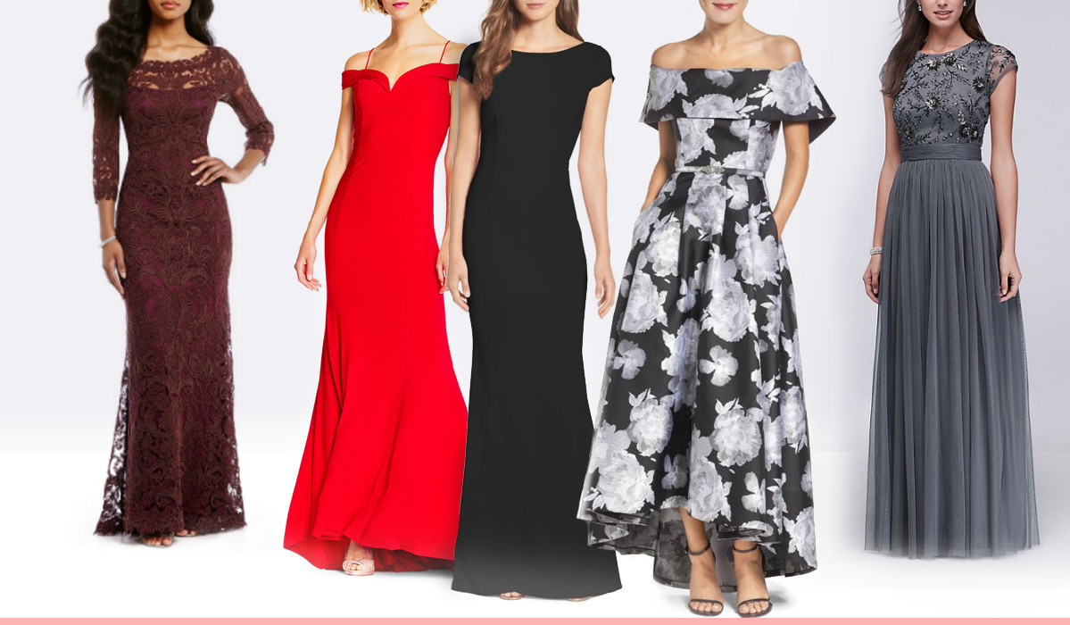 Trendy Mother of the Bride Dresses She Won't Hate