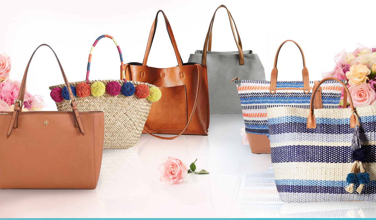 Trendy Totes Ideal for Honeymoon Travel