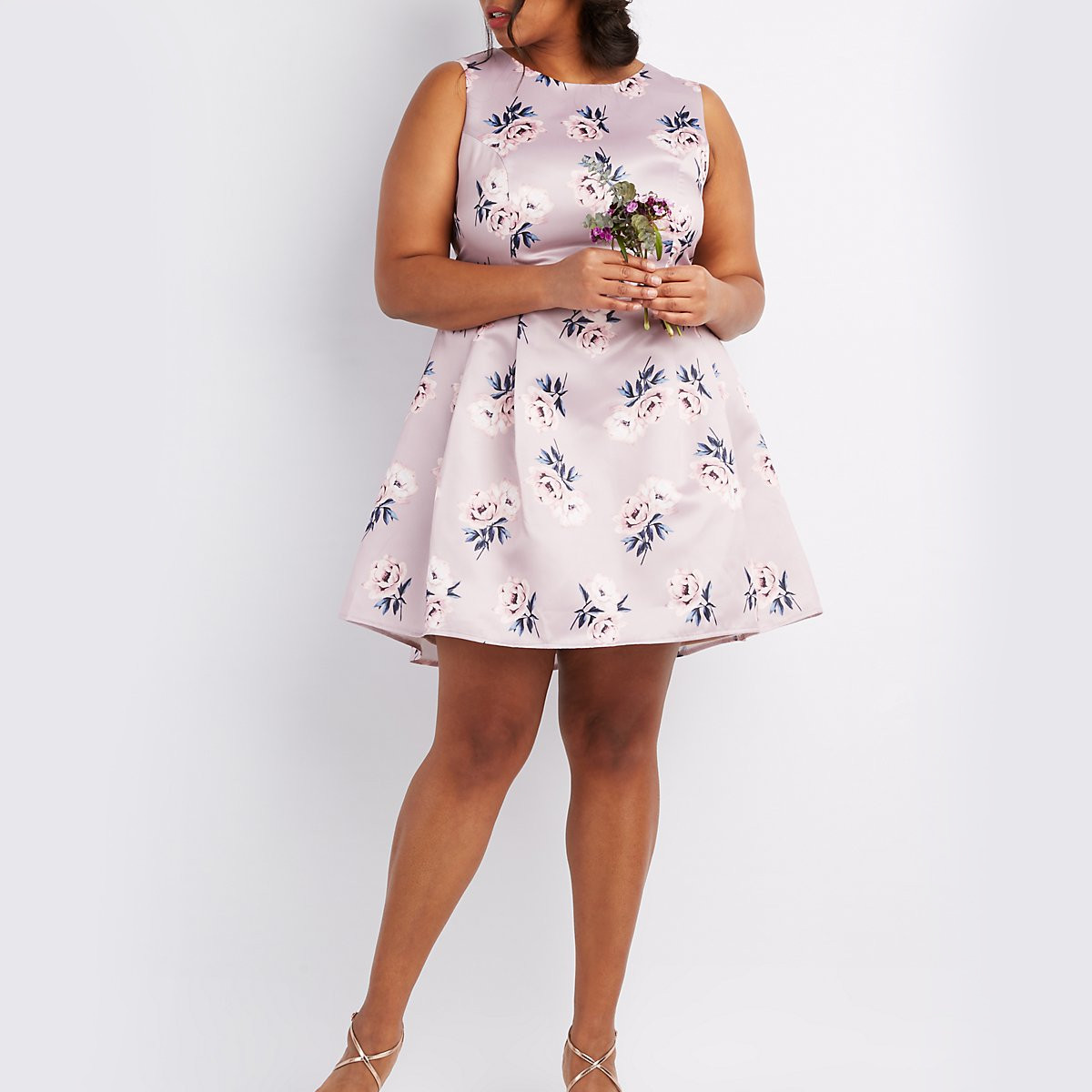 Perfectly Pleated in Plus Size photo