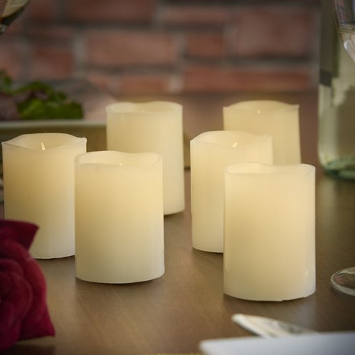 Flameless Candles photo