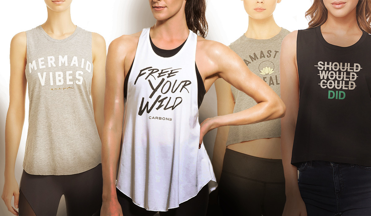 7 Yoga Tanks Your Class Will Love