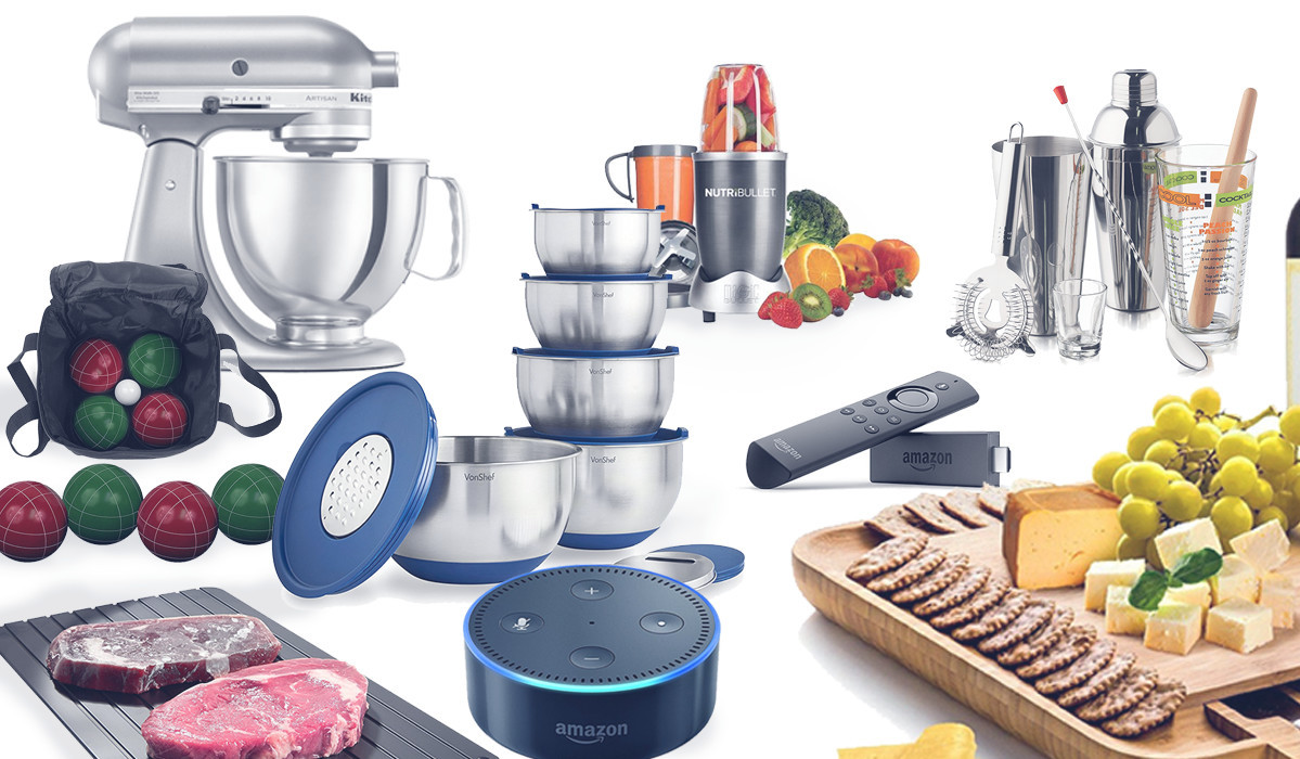 Wedding Registry Gifts That Wow From Amazon